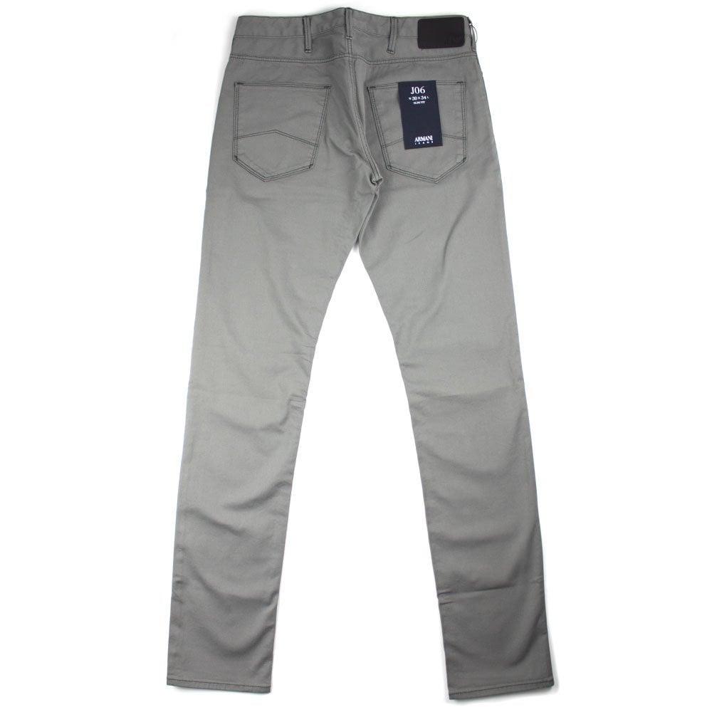 3c32d83a9c J06 Slim Fit Grey