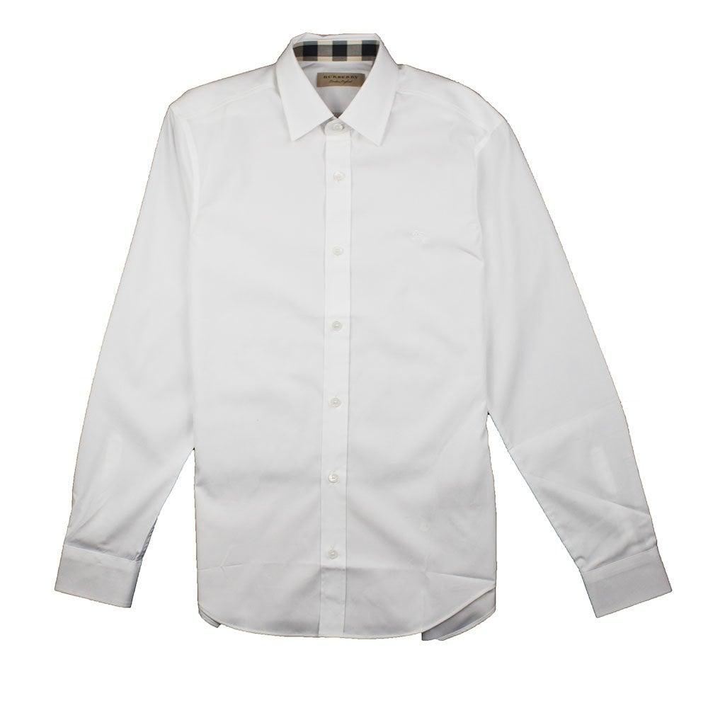 38055049adeee Cambridge Long Sleeve Shirt White