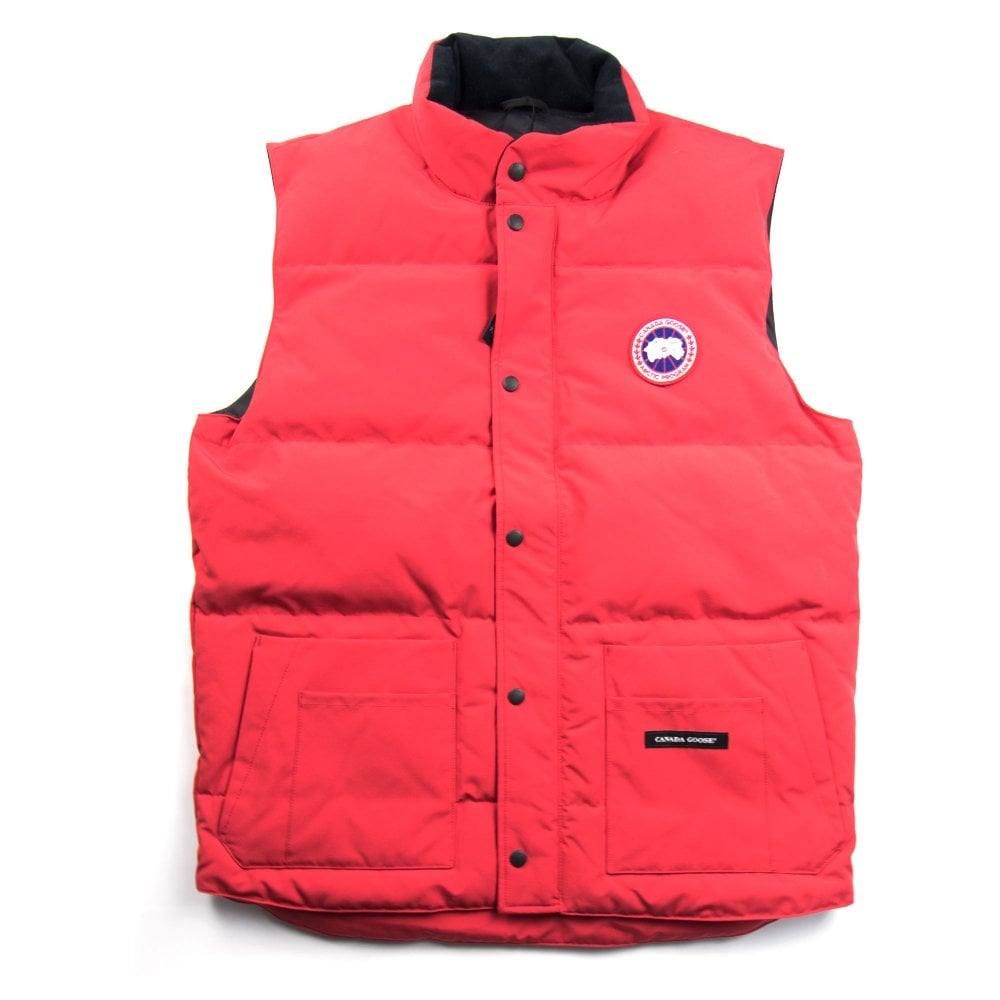 sneakers for cheap 65a54 7a42c Freestyle Vest Red