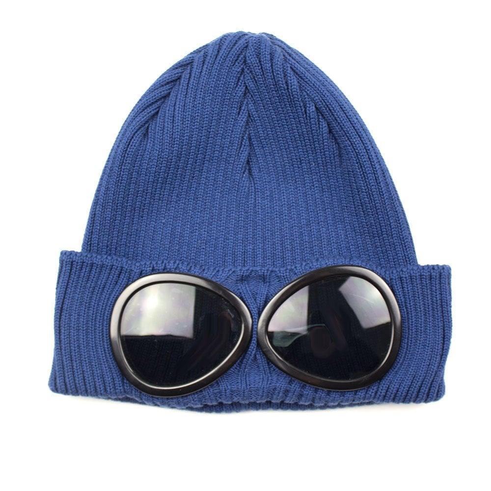 b697ddfec Goggle Summer Beanie Blue