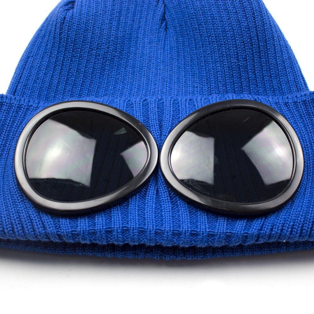 e0123cb49 Goggle Summer Beanie Electric Blue