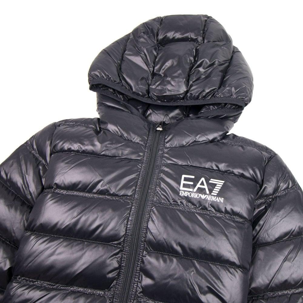 ea7 mens puffer jacket