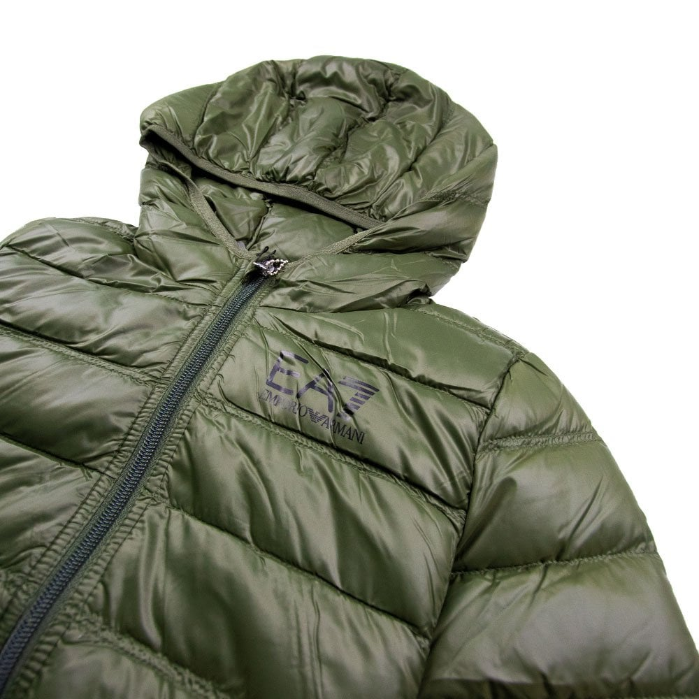 kids ea7 coat