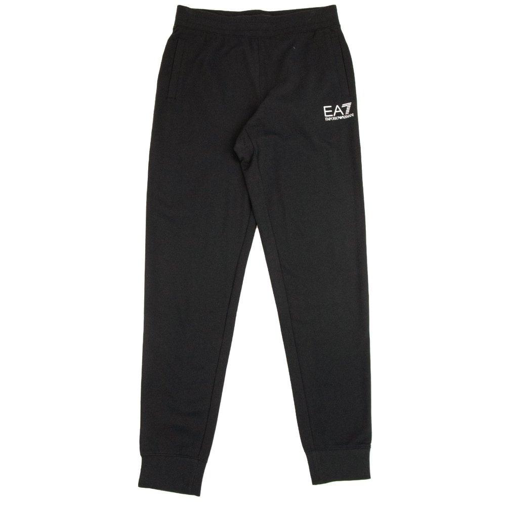be75f29bb2 EA7 EA7 Logo Train Core ID Pants Black