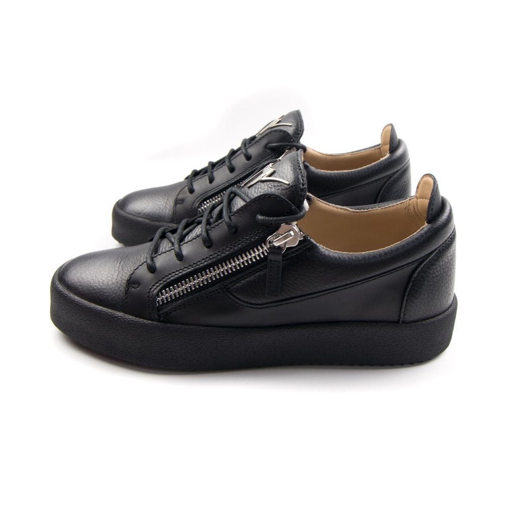 sneakers for cheap b907a de49f May Lond Frankie Black/Silver