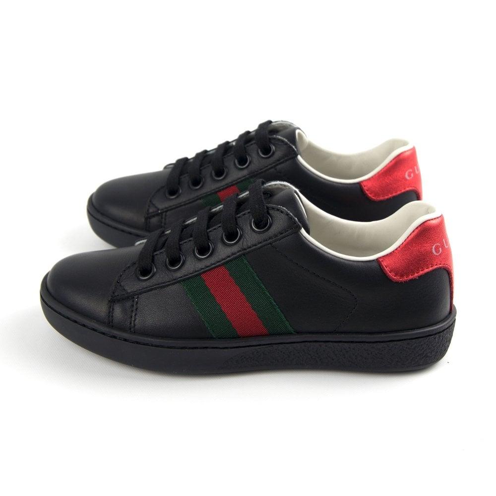 gucci sneaker black