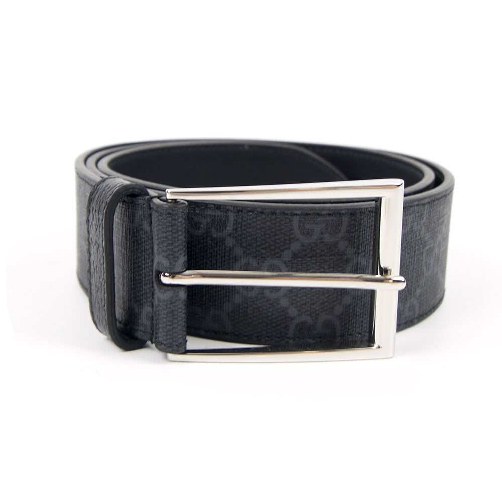Logo Belt Black