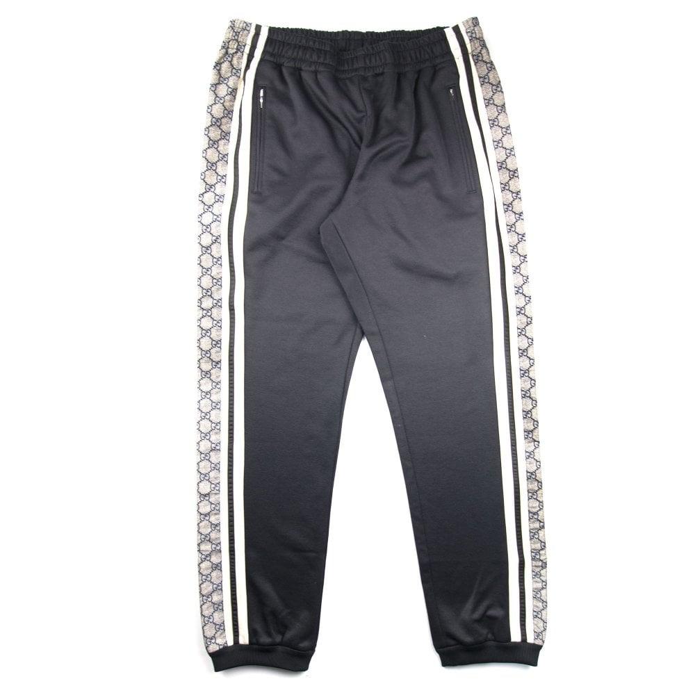 e0753f270 Gucci Oversize Technical Jersey Jogging Pant Black | ONU