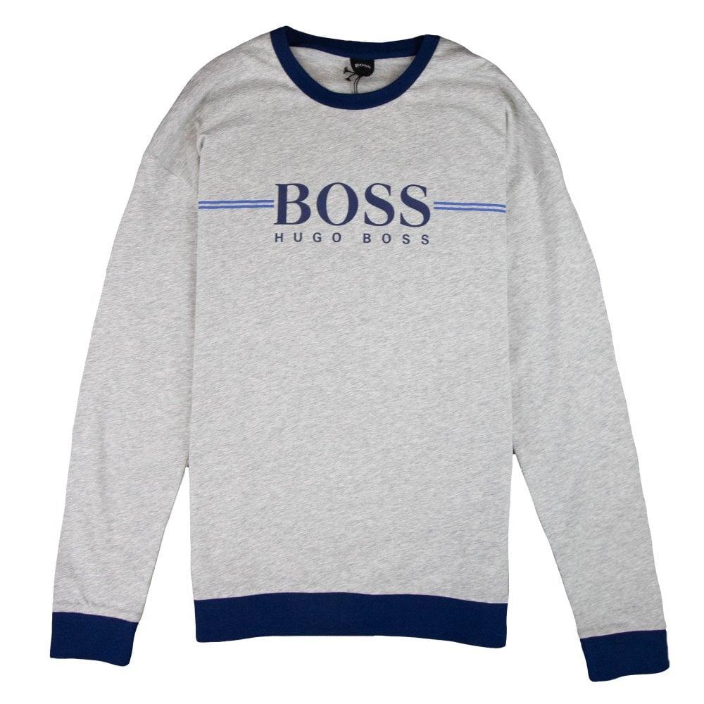 e40f15b461b Hugo Boss Authentic Sweatshirt Grey | ONU