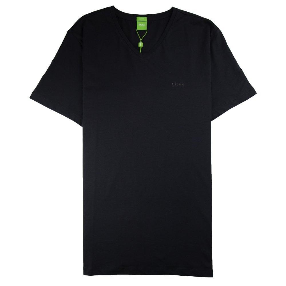 81d0595b Hugo Boss C-Canistro 80 V Neck T-Shirt Black   ONU