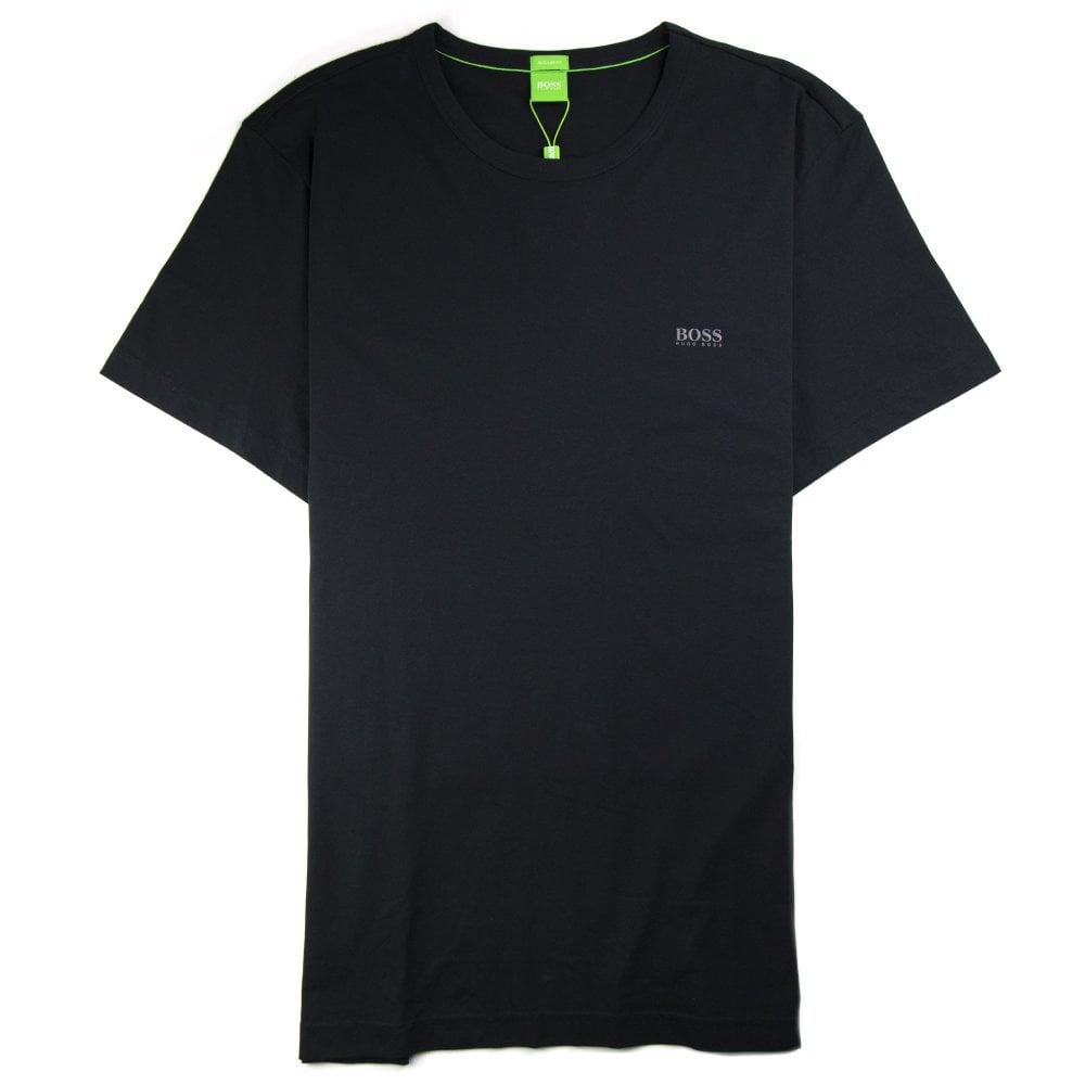 19c1b75cc Hugo Boss Chest Logo T-Shirt Black | ONU