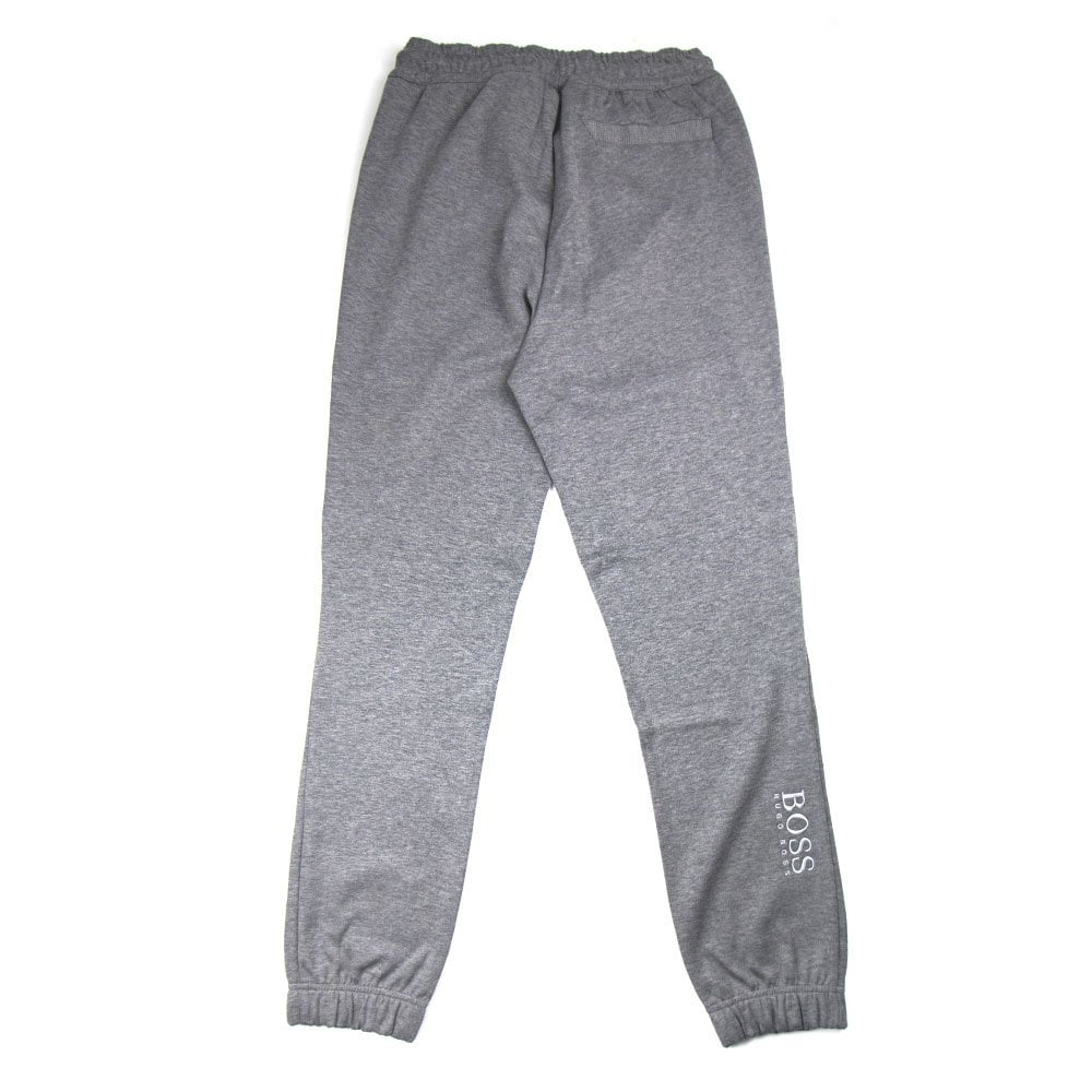 Hugo Boss Hadiko Jogging Bottoms Black Gold