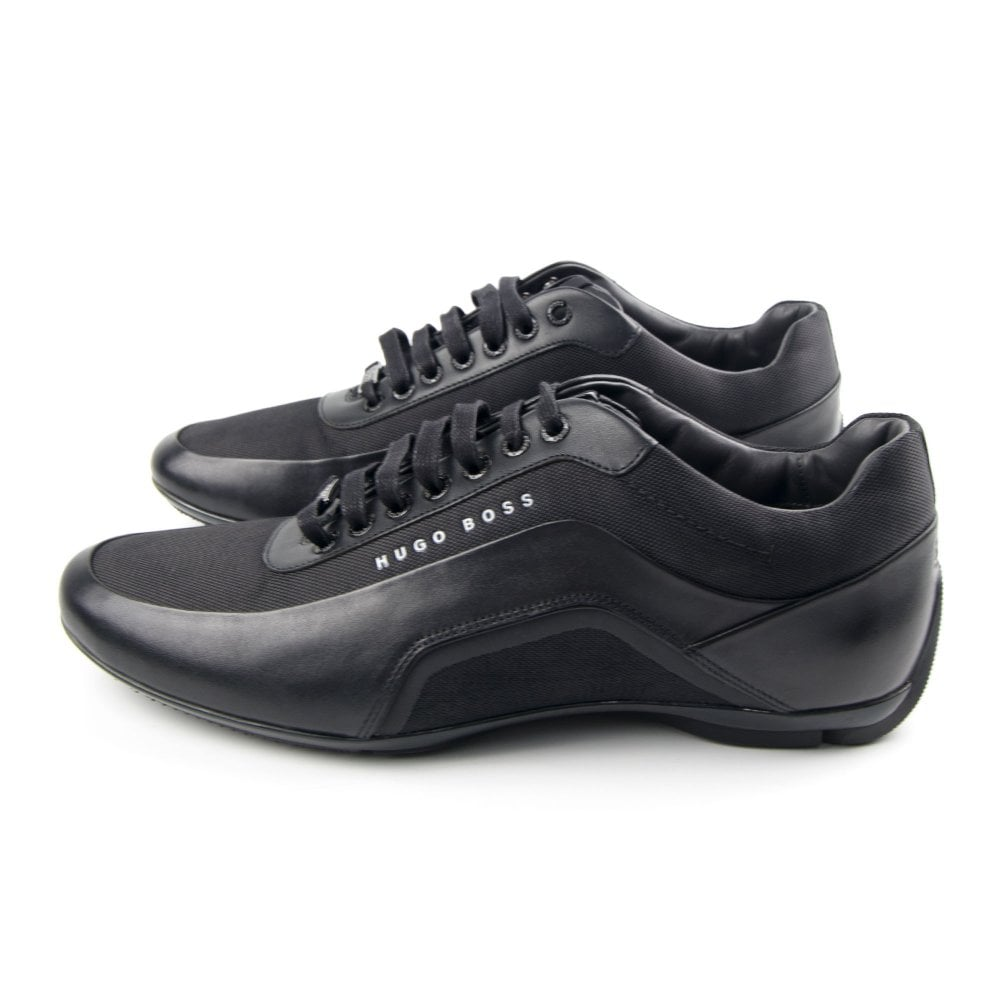 luxury fashion top-rated authentic custom HB Racing Itny Trainers Black