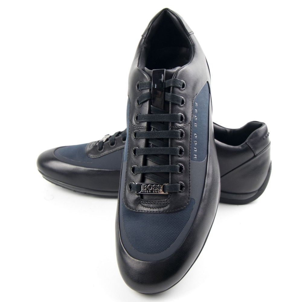 brand new top-rated genuine world-wide renown HB Racing Itny Trainers Blue