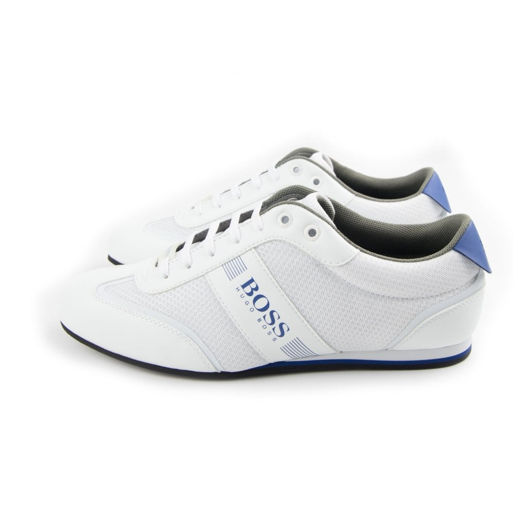 best prices special sales attractive price Hugo Boss Hugo Boss Lighter Low Trainer White