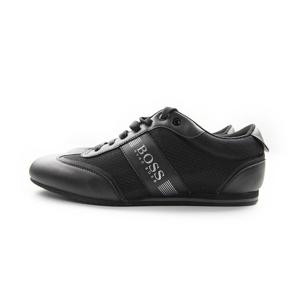 official store hot-selling latest best quality for Lighter Low Trainers Black