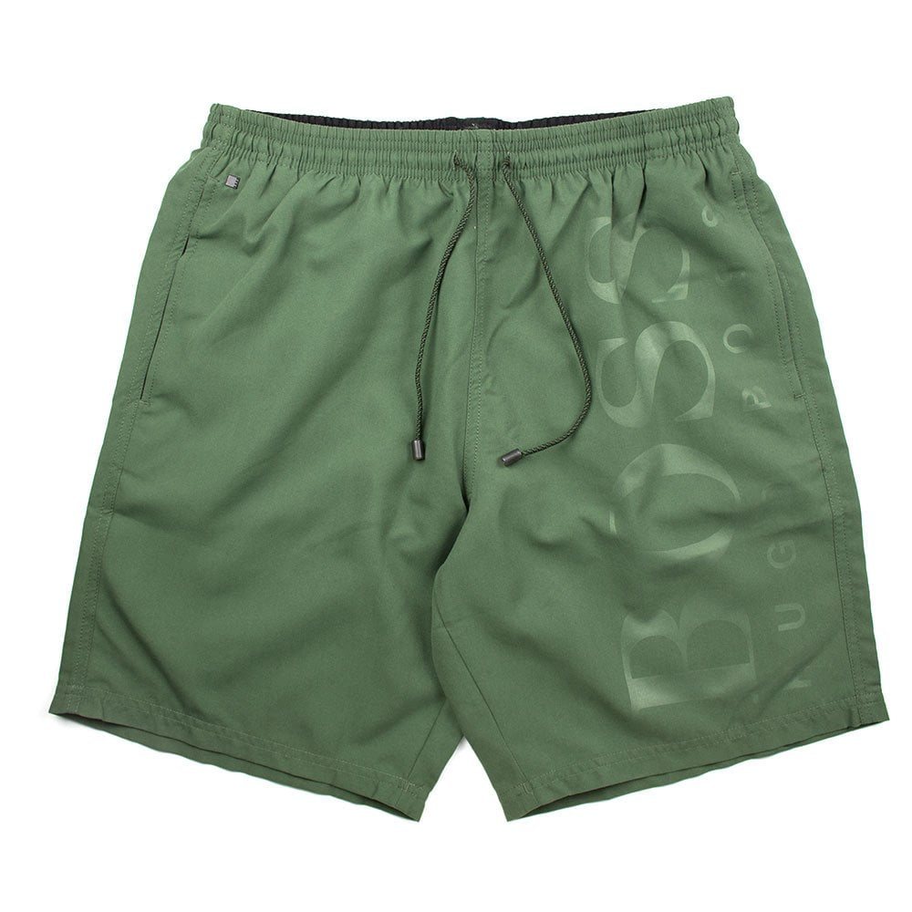 988dc3ca3b57 Hugo Boss Orca Swim Shorts Green