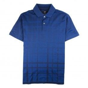Hugo Boss Polo Shirt Paule 2 Navy 50411153 410