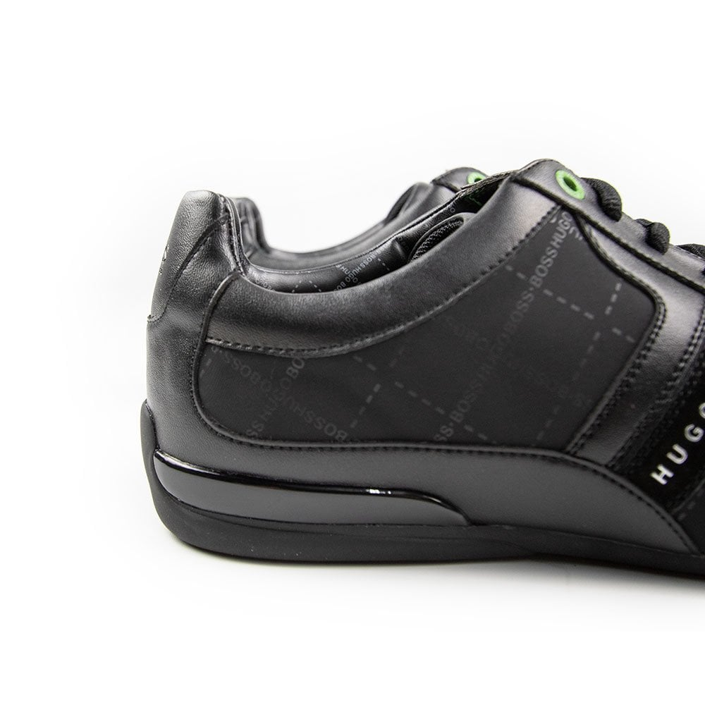 Hugo Boss Space Low NYPR Trainers Black
