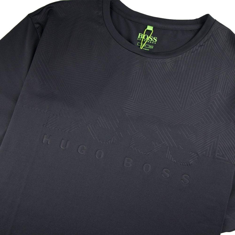 6957d1d3 Hugo Boss Tianotech T-Shirt Black | ONU