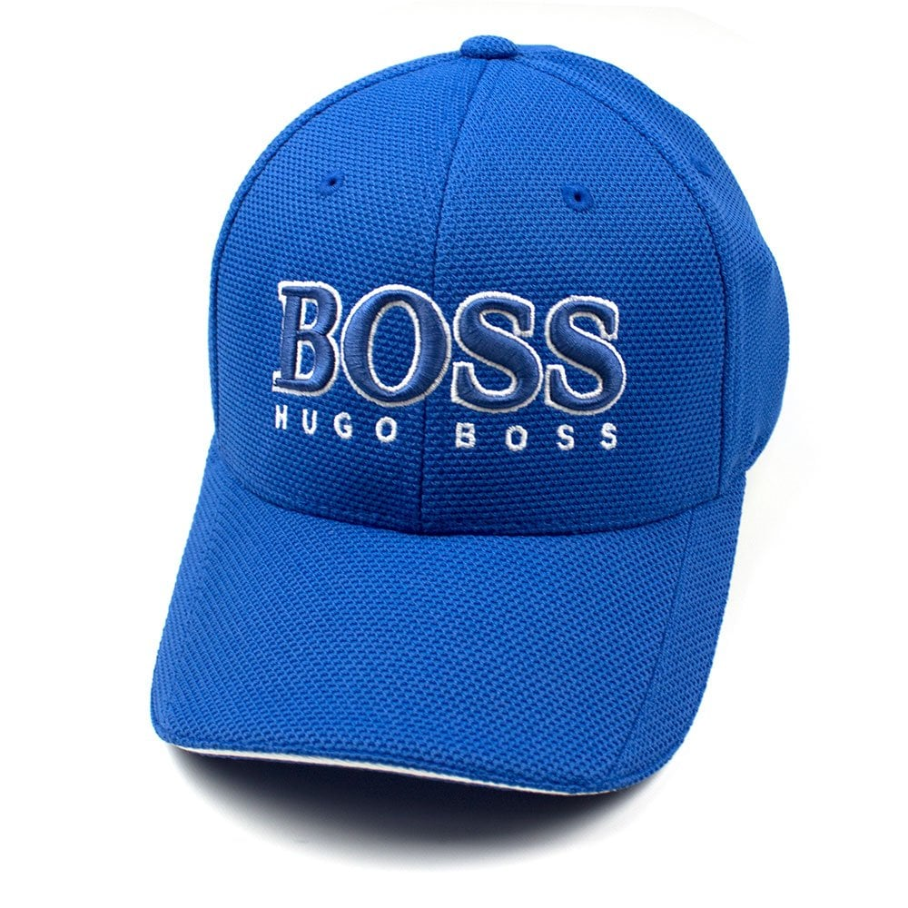 a9e9ad52 Hugo Boss US Cap Electric Blue/White | ONU