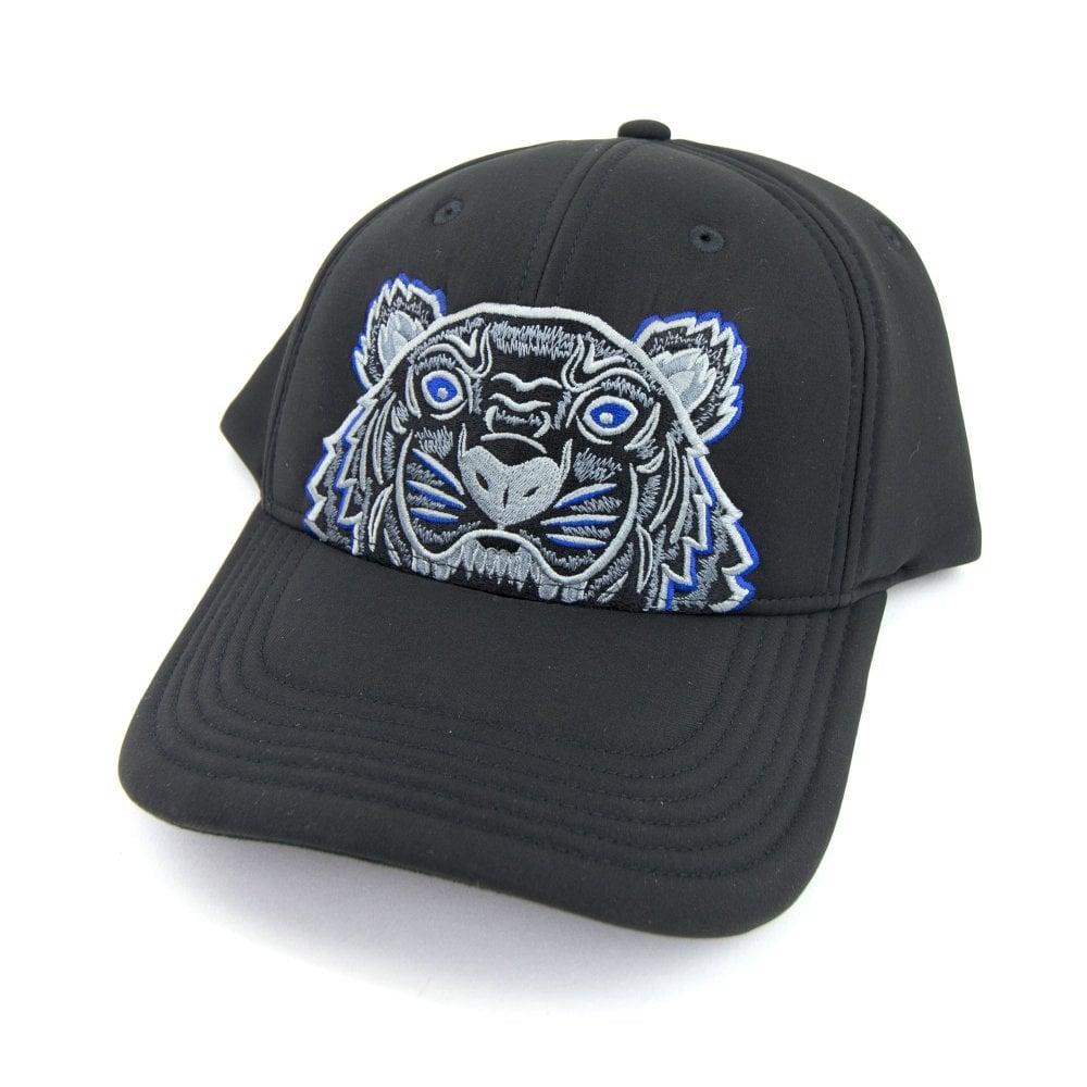 7af6312d Tiger Canvas Cap Black