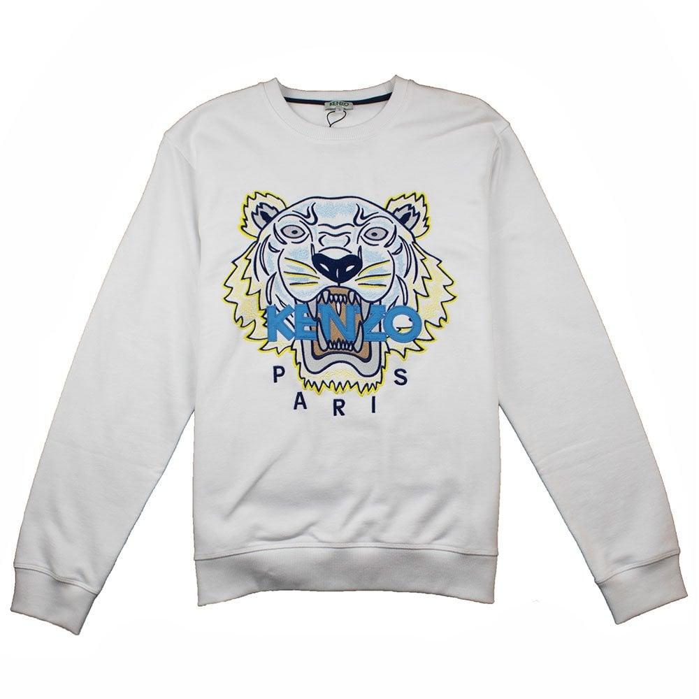 kenzo jumper tiger sweatshirt