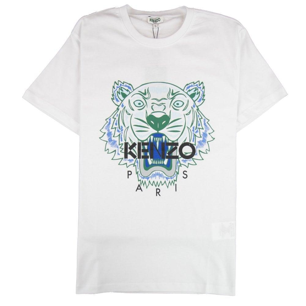 f53764438b Tiger T-Shirt White