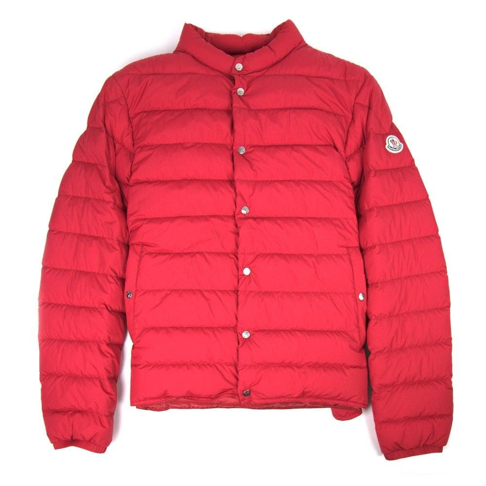 39736883c Cyclope Puffa Jacket Red