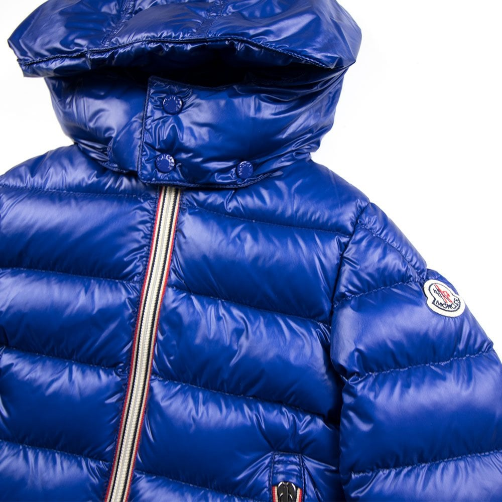 Moncler Junior Moncler Junior Acorus Jacket Electric Blue