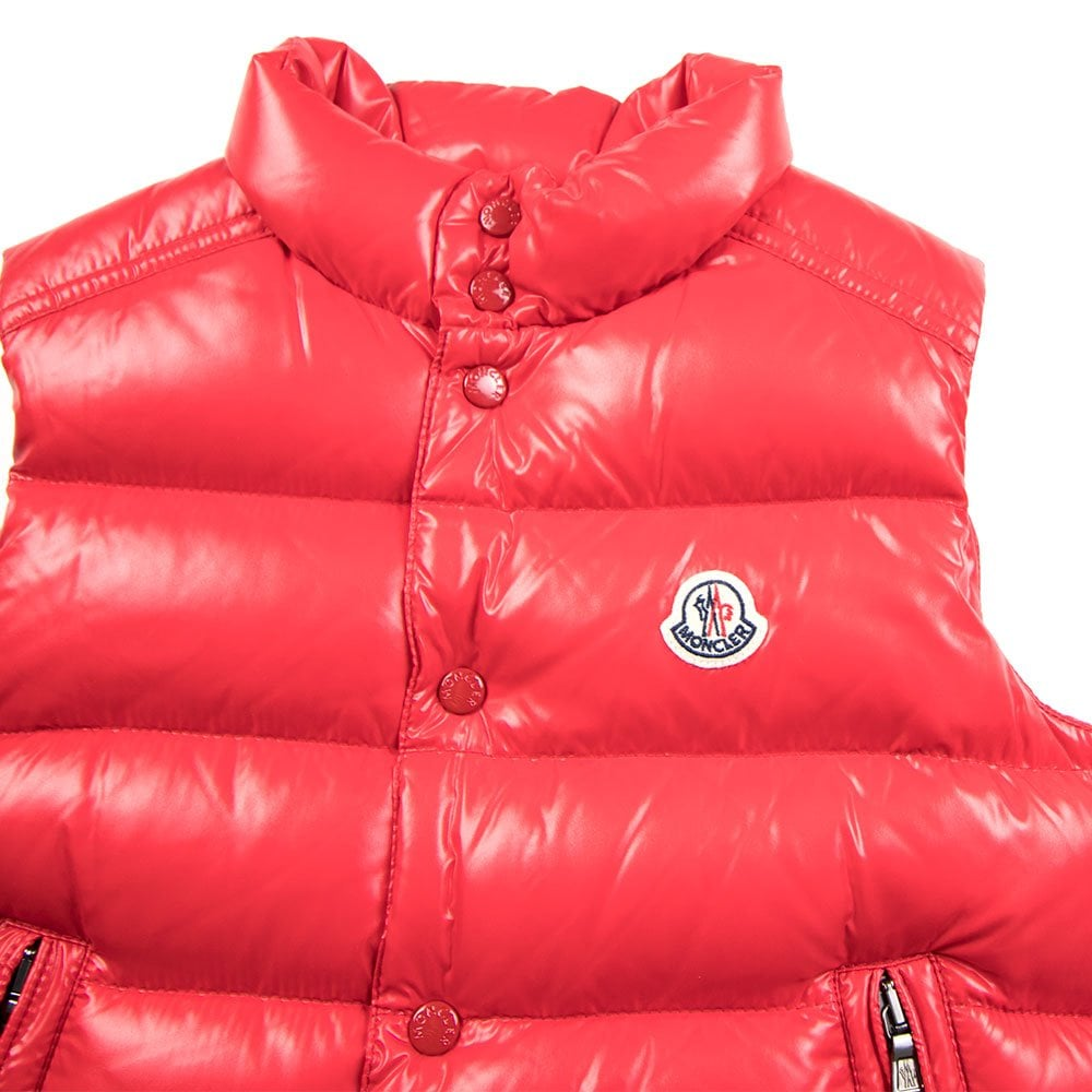 69d9bc556 Tib Gilet Red