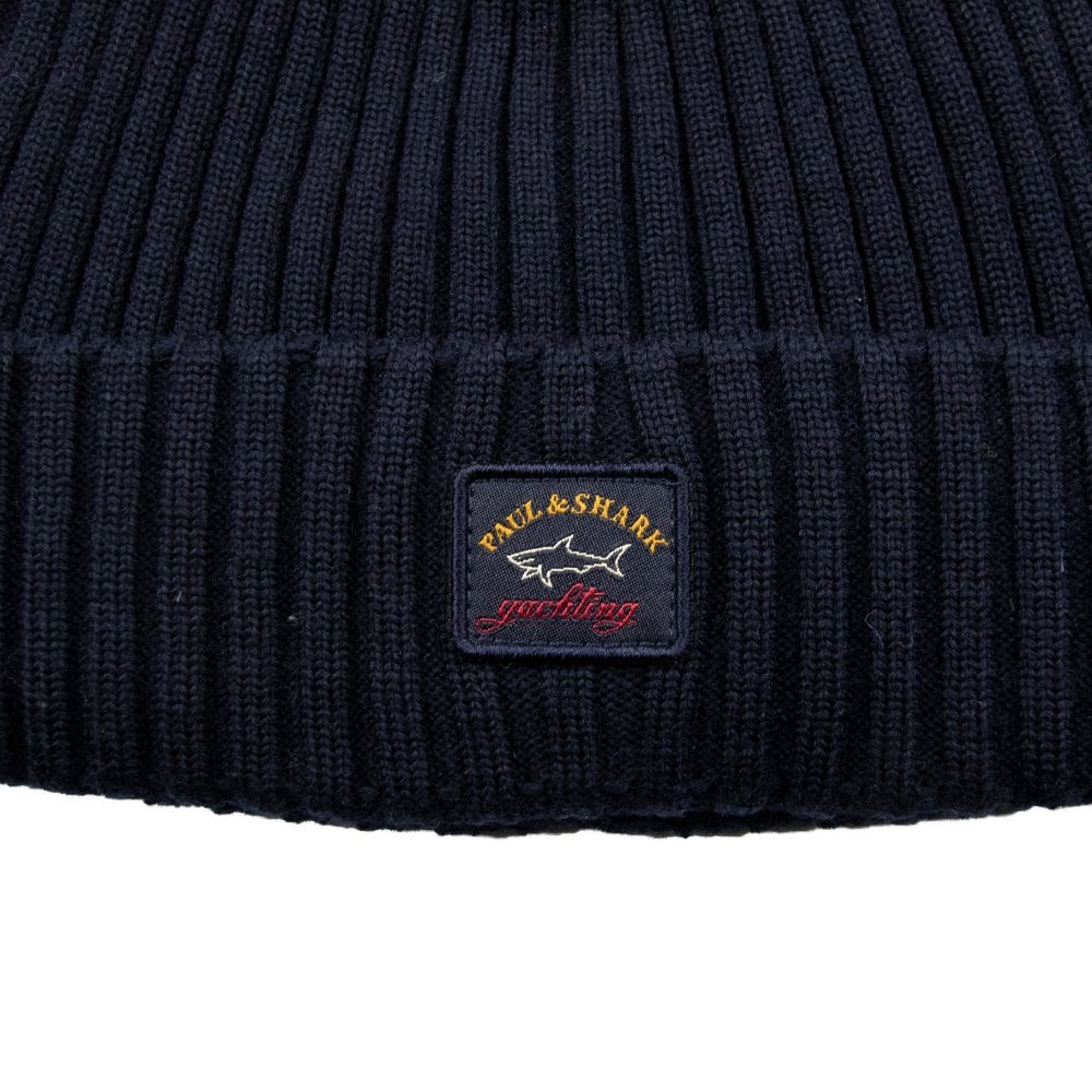 f8cf6884d Patch Logo Beanie Navy