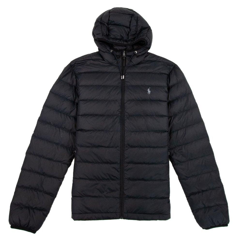 4359b62f3 Polo Ralph Lauren Polo Ralph Lauren Quilted Down Jacket Black