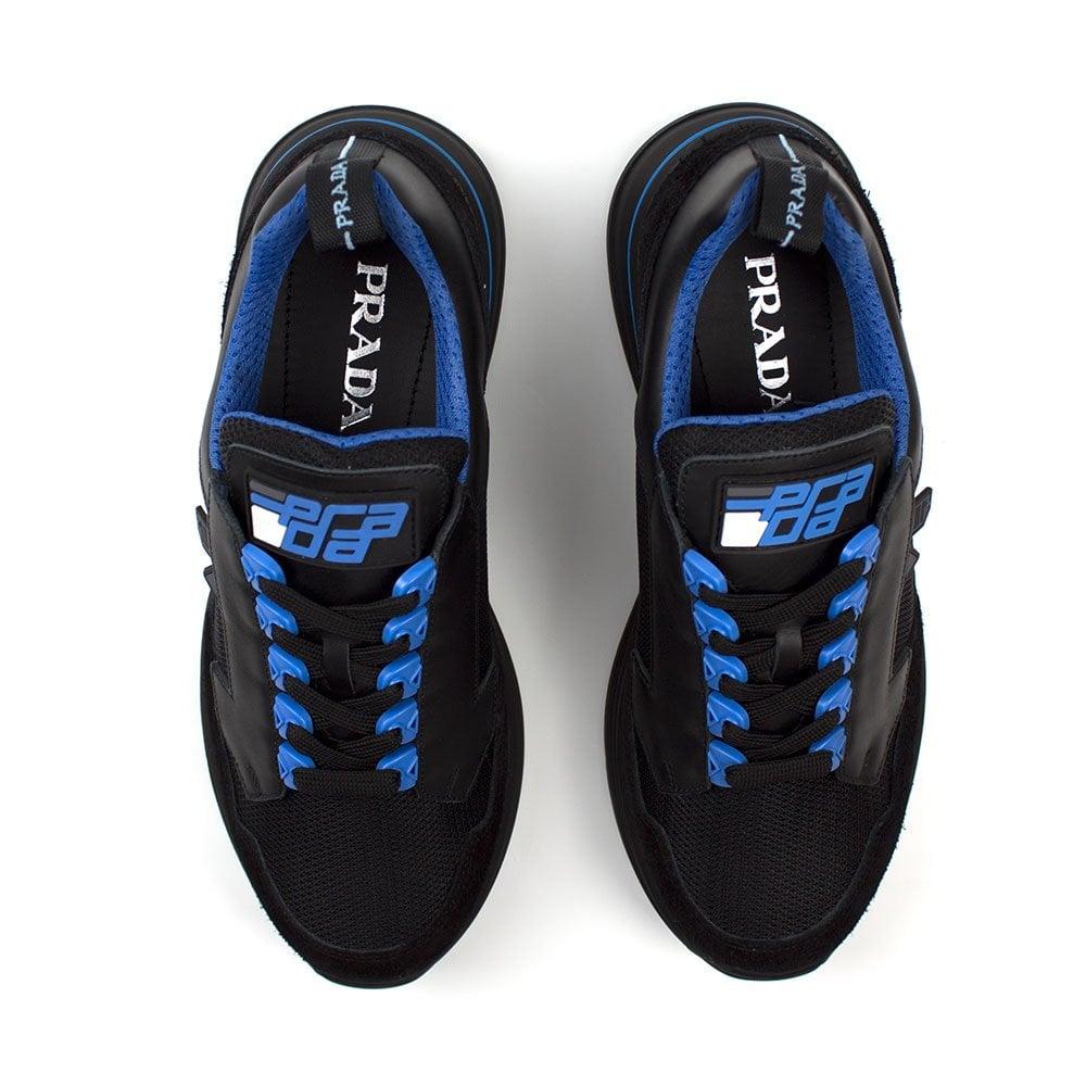 sports shoes ffae2 0898d Calzature Uomo Sneakers Nero Voyage