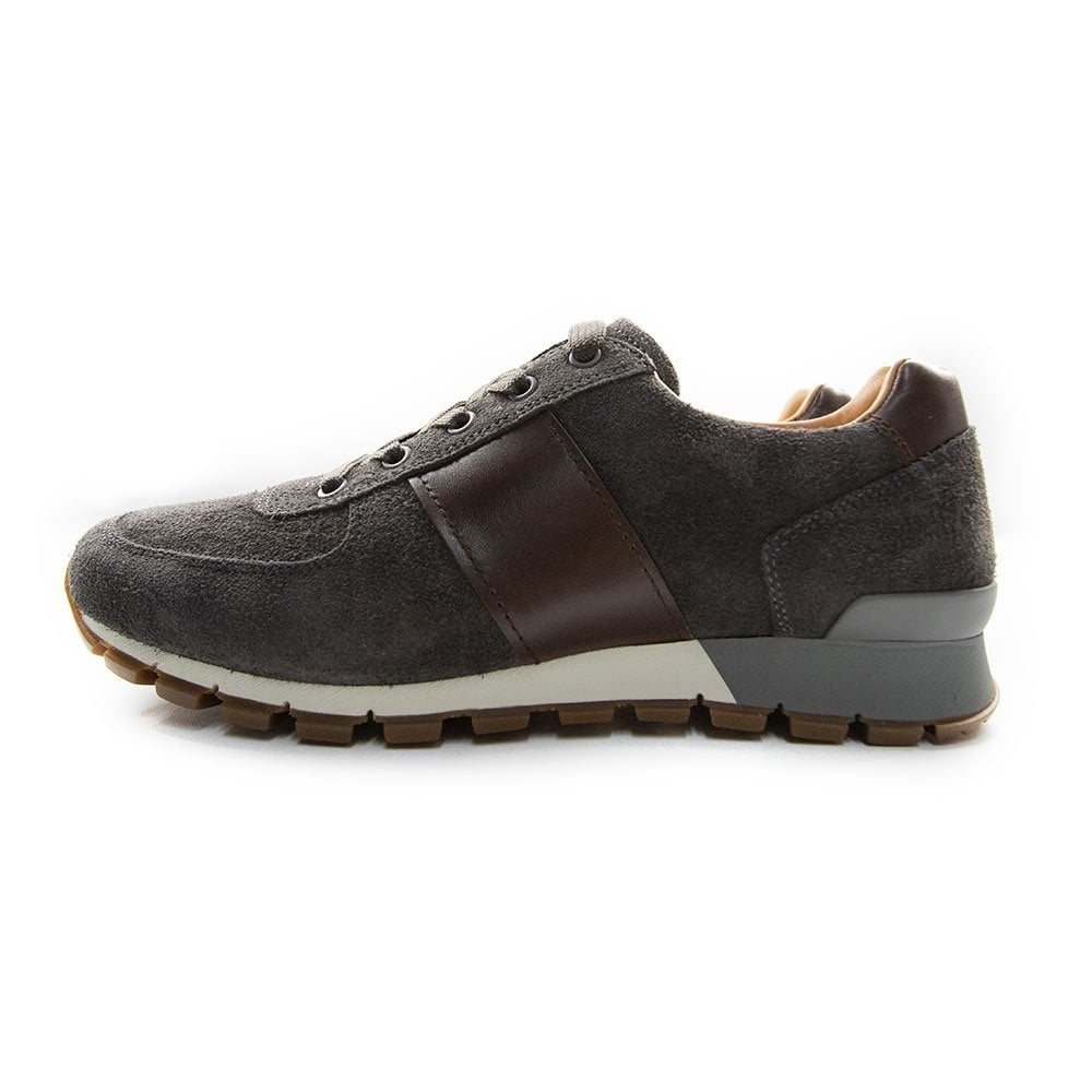 8fba576b Scamosciata Runner Trainers Brown