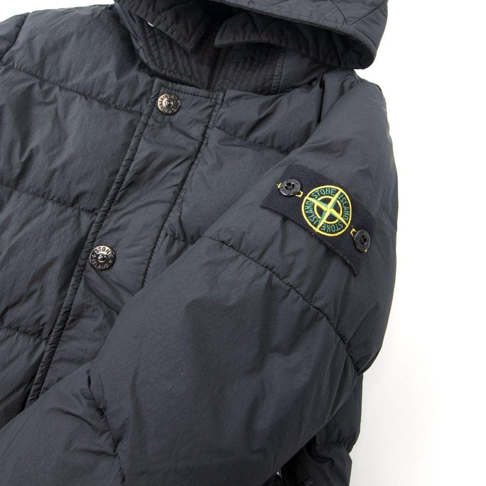Stone Island Garment Dyed Down Jacket