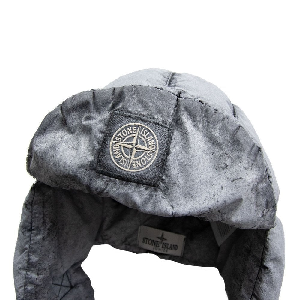 Stone Island Beanie Hat Frosted