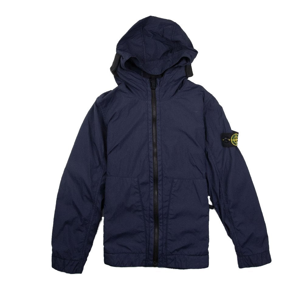 100% authenticated best collection top design Waterproof Jacket Navy